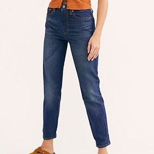 Levi's Wedgie Icon High-Rise Jean Dark Wash